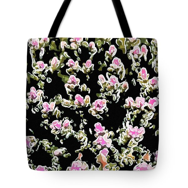 Coral Spawning  Tote Bag by Lanjee Chee
