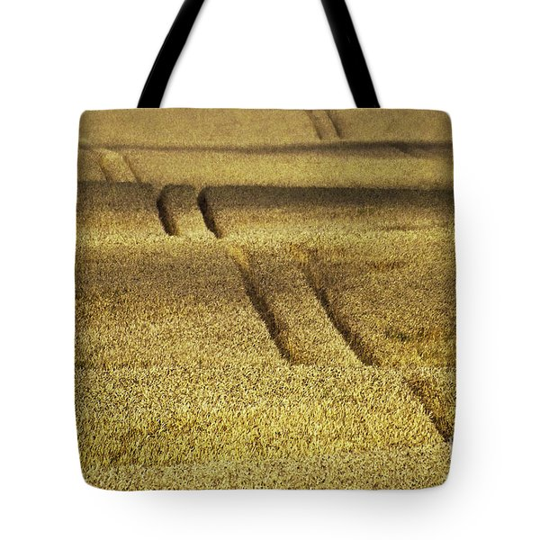 Cornfield Tote Bag by Heiko Koehrer-Wagner