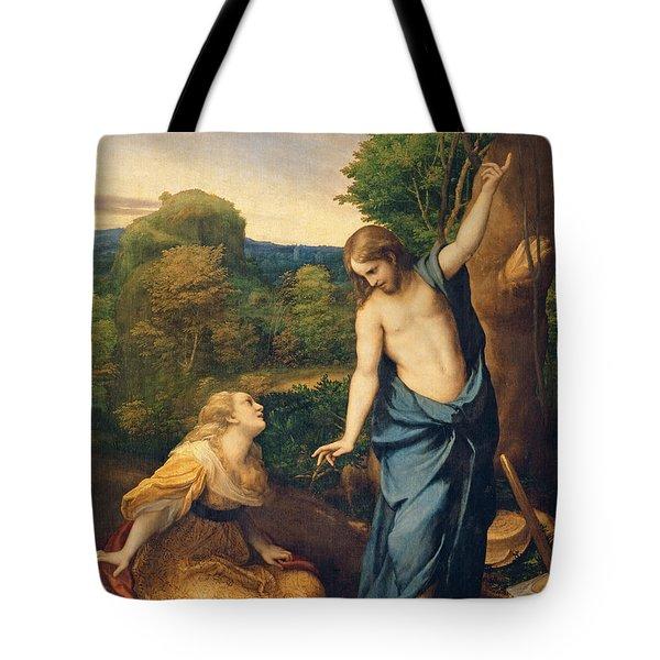 Correggio Tote Bag by Noli Me Tangere
