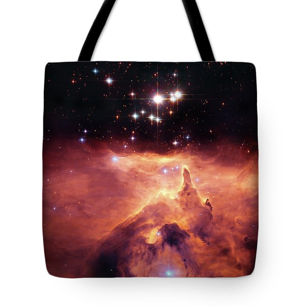 Cosmic Cave Tote Bag by The  Vault - Jennifer Rondinelli Reilly