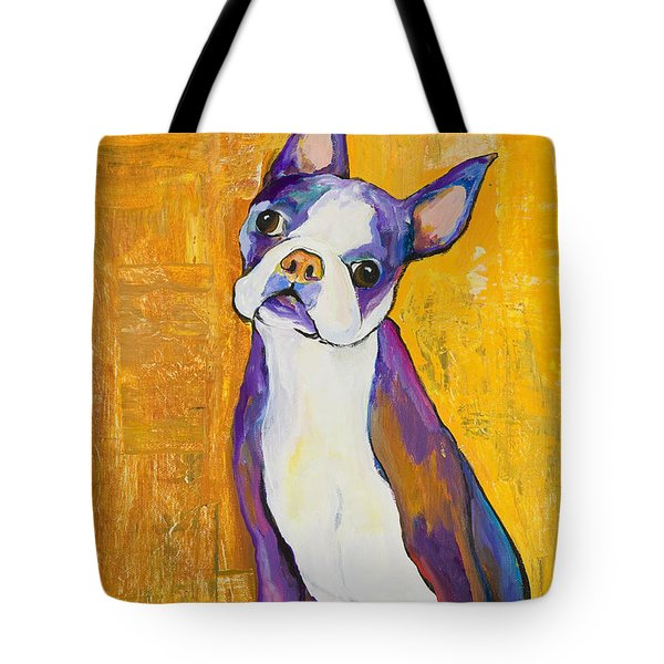 Cosmo Tote Bag by Pat Saunders-White