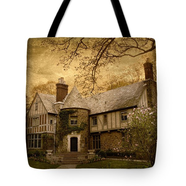Country Estate Tote Bag by Jessica Jenney