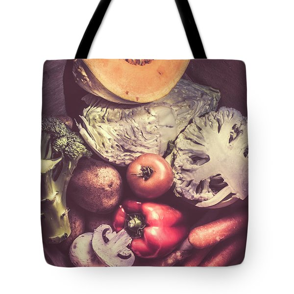 Country Style Foods Tote Bag by Jorgo Photography - Wall Art Gallery