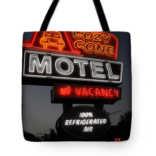 Cozy Cone Motel - Radiator Springs Cars Land - Disney California Adventure - 5D17746 Tote Bag by Wingsdomain Art and Photography