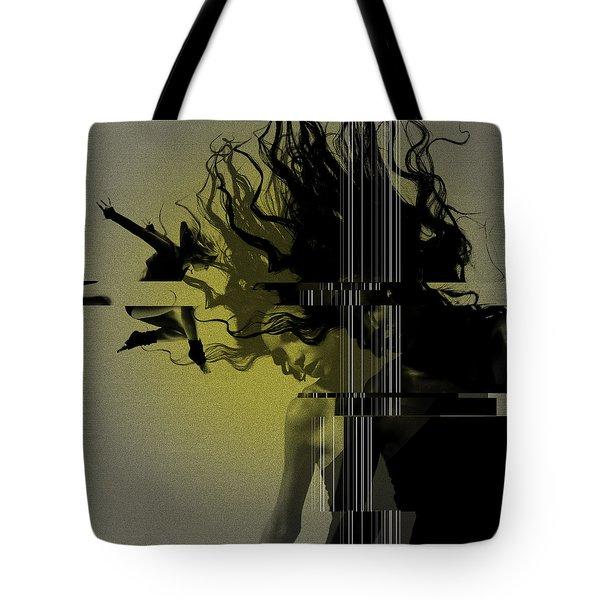 Crash Tote Bag by Naxart Studio
