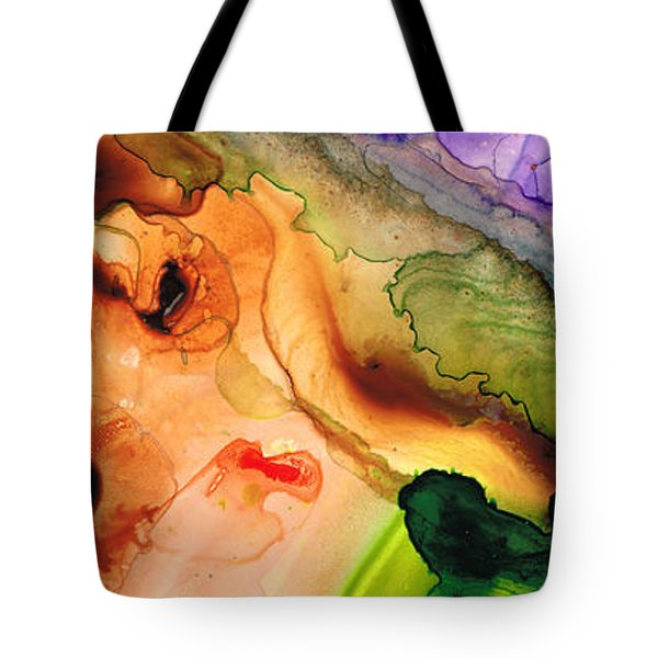 Creation's Embrace Tote Bag by Sharon Cummings
