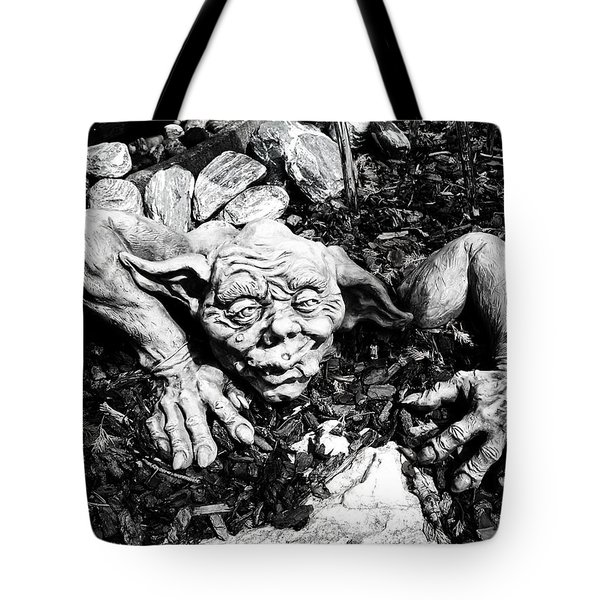Creepy ... Tote Bag by Juergen Weiss