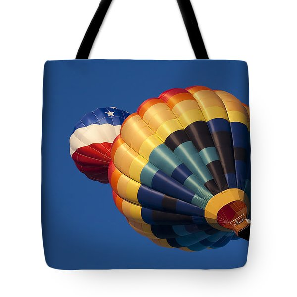Crowded Pattern Tote Bag by Mike  Dawson