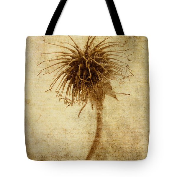 Crown of Thorns Tote Bag by John Edwards
