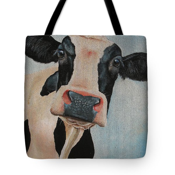 Curiosity Tote Bag by Laura Carey