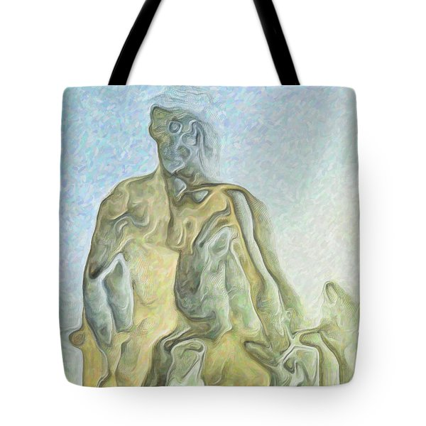 Cyclops Tote Bag by Joaquin Abella