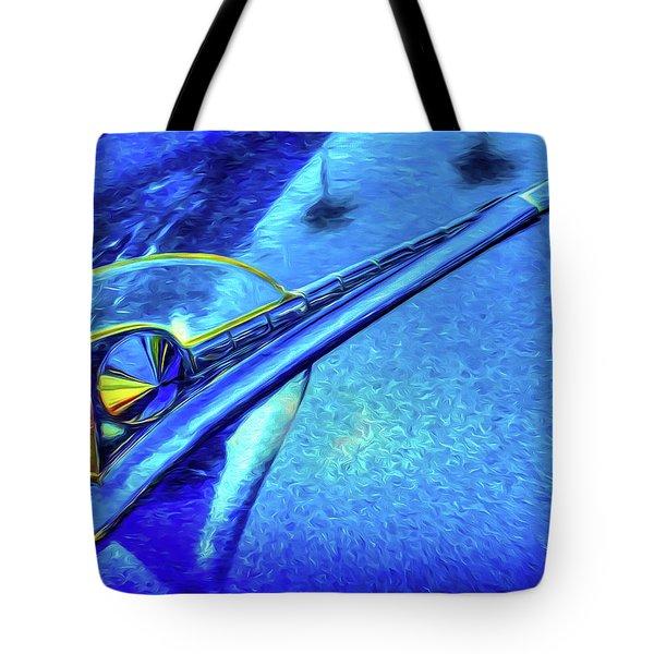 Da Hood Tote Bag by Paul Wear