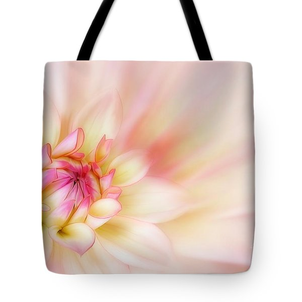 Dahlia Tote Bag by John Edwards