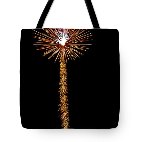 Dandelion Tote Bag by Phill Doherty