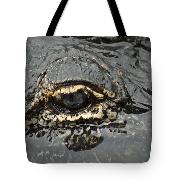 Dangerous Stalker Tote Bag by Carolyn Marshall