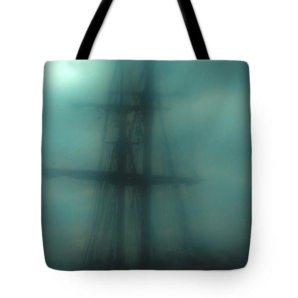 Dangerous Waters Tote Bag by Andrew Paranavitana