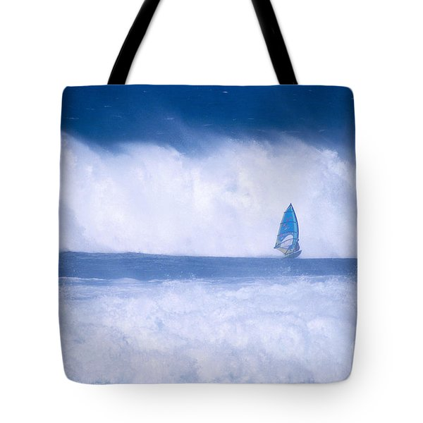 Dave Nash At HoOkipa Tote Bag by Erik Aeder - Printscapes