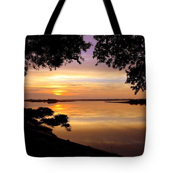 DAWN Tote Bag by KAREN WILES