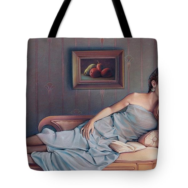 Daydream Believer Tote Bag by Patrick Anthony Pierson