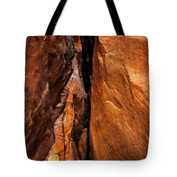 Dead End Tote Bag by Mike  Dawson