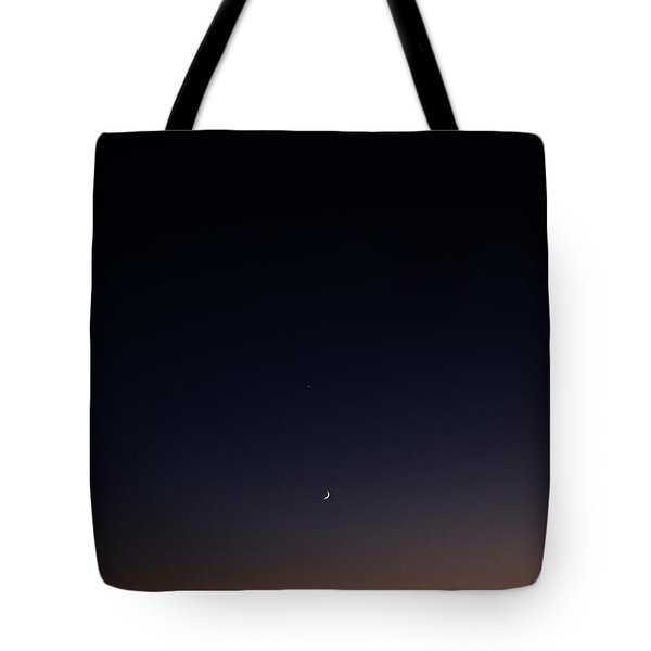 Death Valley - Last Light on the Desert Tote Bag by Christine Till