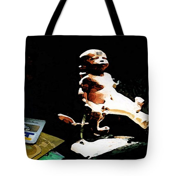 Debt Tote Bag by Monday Beam