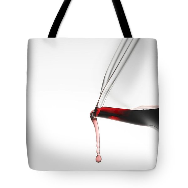 Decanter Tote Bag by Frank Tschakert