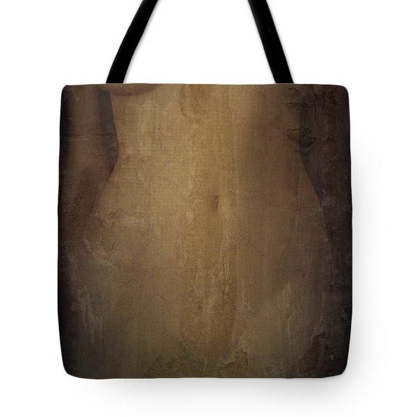 Decaying Memory Tote Bag by Scott  Wyatt