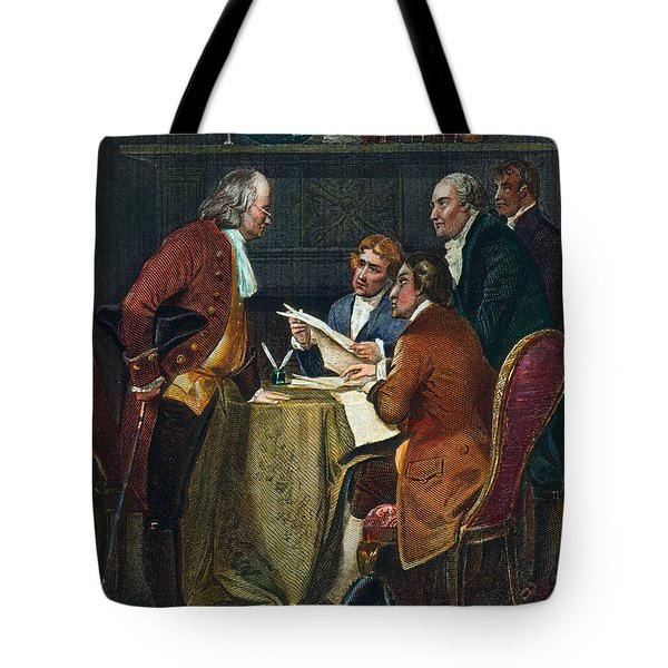Declaration Committee Tote Bag by Granger