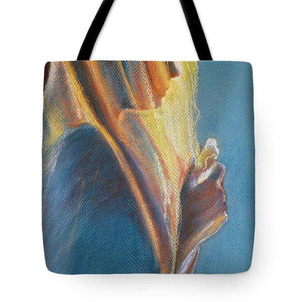 Deep In Thought Tote Bag by Kate Bedell