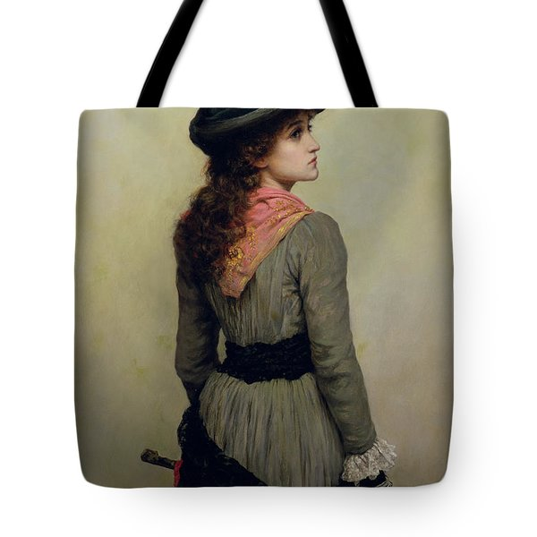 Denise Tote Bag by Herbert Schmalz