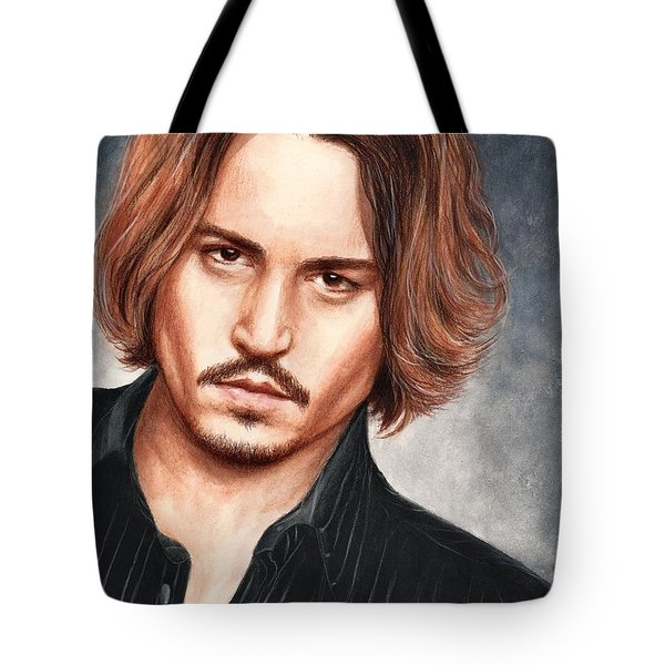 Depp Tote Bag by Bruce Lennon