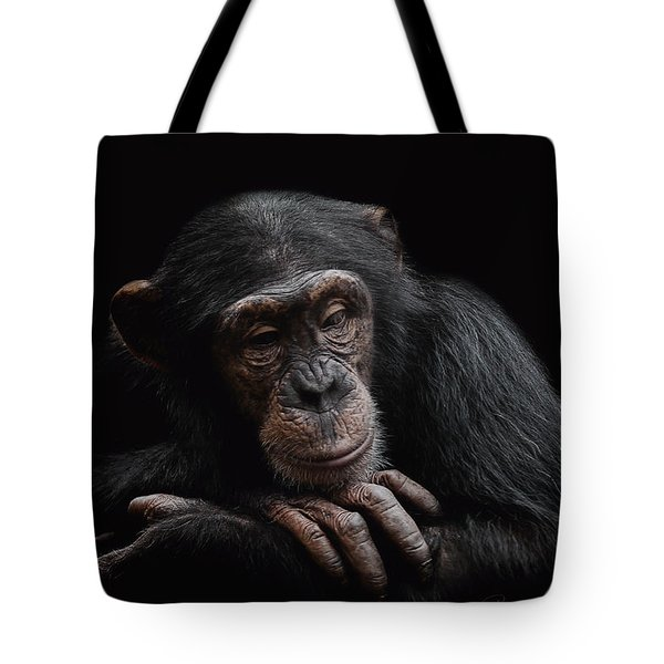 Depression  Tote Bag by Paul Neville