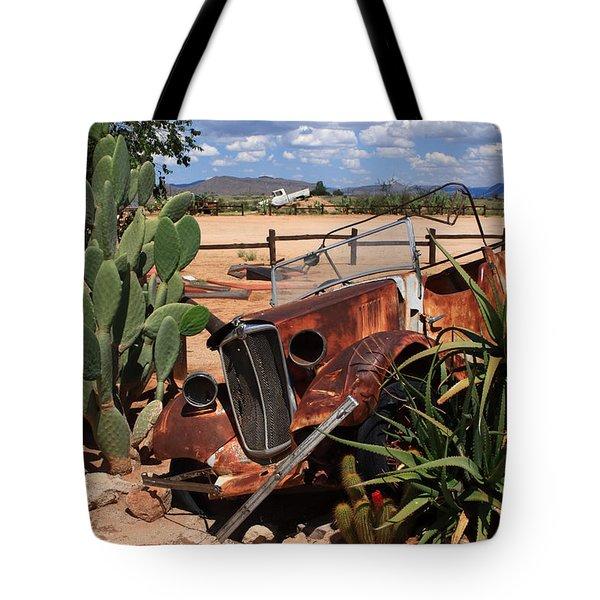 Desert Classic Tote Bag by Aidan Moran
