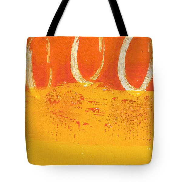 Desert Sun Tote Bag by Linda Woods