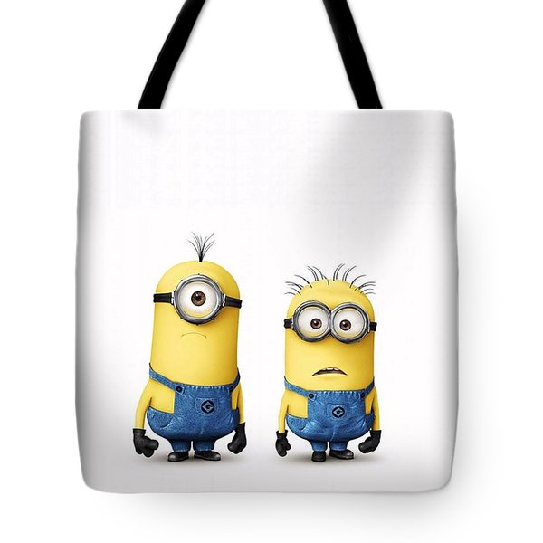 Despicable Me 2  Tote Bag by Movie Poster Prints