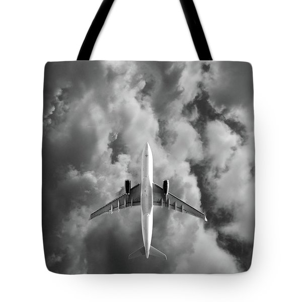 Destination Unknown Tote Bag by Mark Rogan