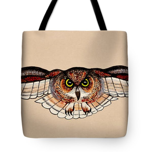 Determination Tote Bag by Adele Moscaritolo