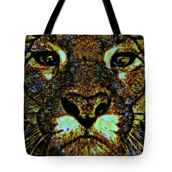 Determination Tote Bag by WBK
