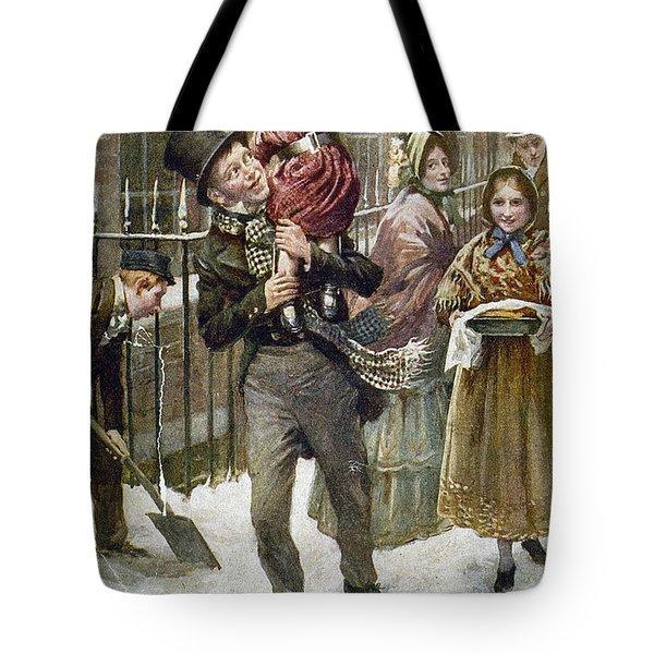 Dickens: A Christmas Carol Tote Bag by Granger