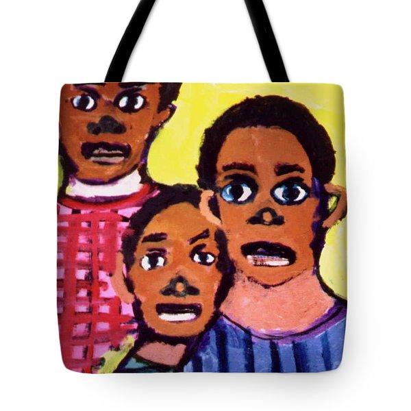 Different Drums Tote Bag by Angela L Walker