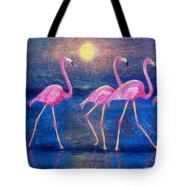 Diva Madness Tote Bag by Susan DeLain