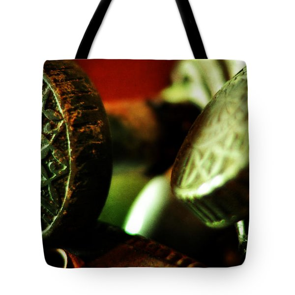 Doors Will Open Tote Bag by Rebecca Sherman