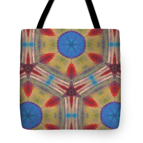 Dream Catcher IIi Tote Bag by Maria Watt