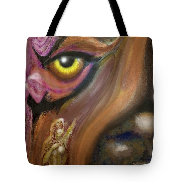 Dream Image 3 Tote Bag by Kevin Middleton