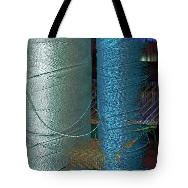 Dream Weaver Tote Bag by David Kehrli