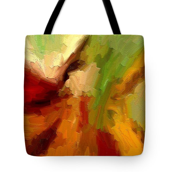 Dream weaver Tote Bag by Ely Arsha
