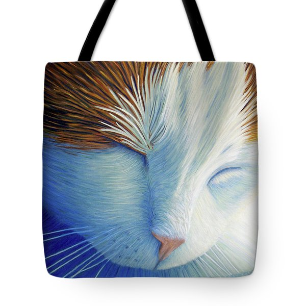Dream Within A Dream Tote Bag by Brian  Commerford