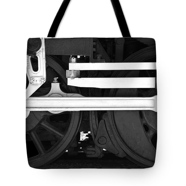 Drive Train Tote Bag by Mike McGlothlen