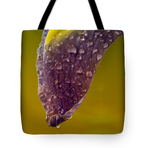 Drops Of Bliss Tote Bag by Bill Tiepelman